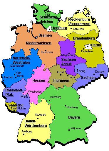 Мини доклад про германию 6889